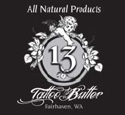 Tattoo Butter label